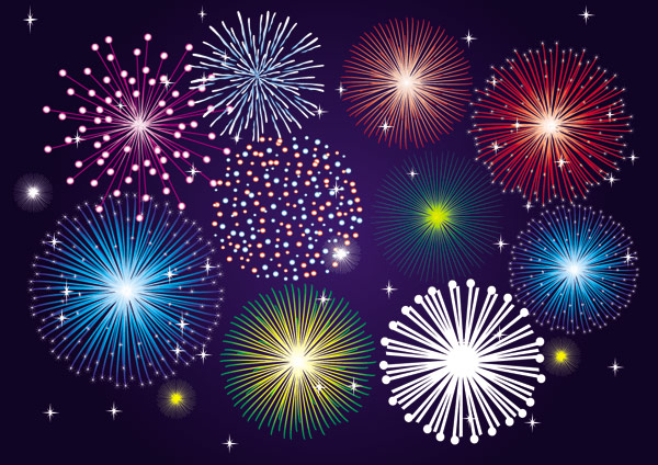 fireworks vector free download free vectors graphic design rh zezu org Cat Paw Vector Graphic free firework vector graphics